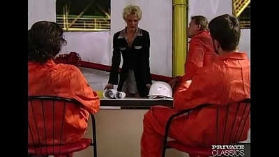 Suzan Nielsen, Gangbang in the Petroleum Platform