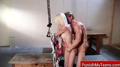 Punish Teens - Extreme Hardcore Sex from PunishMyTeens.com 17